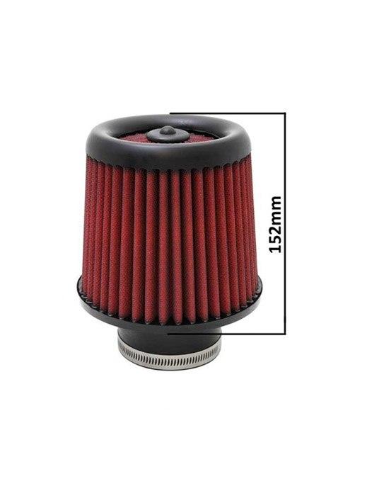 Filtr stożkowy AEM 21-203D-XK 60-77MM - GRUBYGARAGE - Sklep Tuningowy
